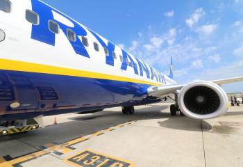 La fin de la grève de Ryanair