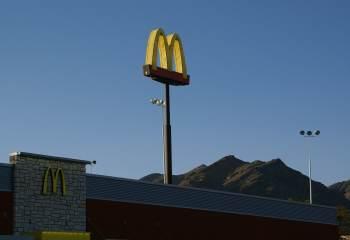 En recherche d´emploi? McDonalds recrute!
