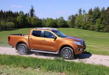 Nissan propose une nouvelle version du pick-up Navara N-Guard