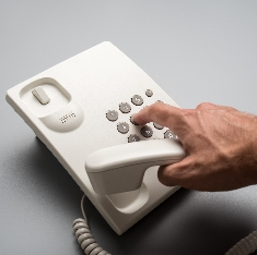 La fin du téléphone fixe?