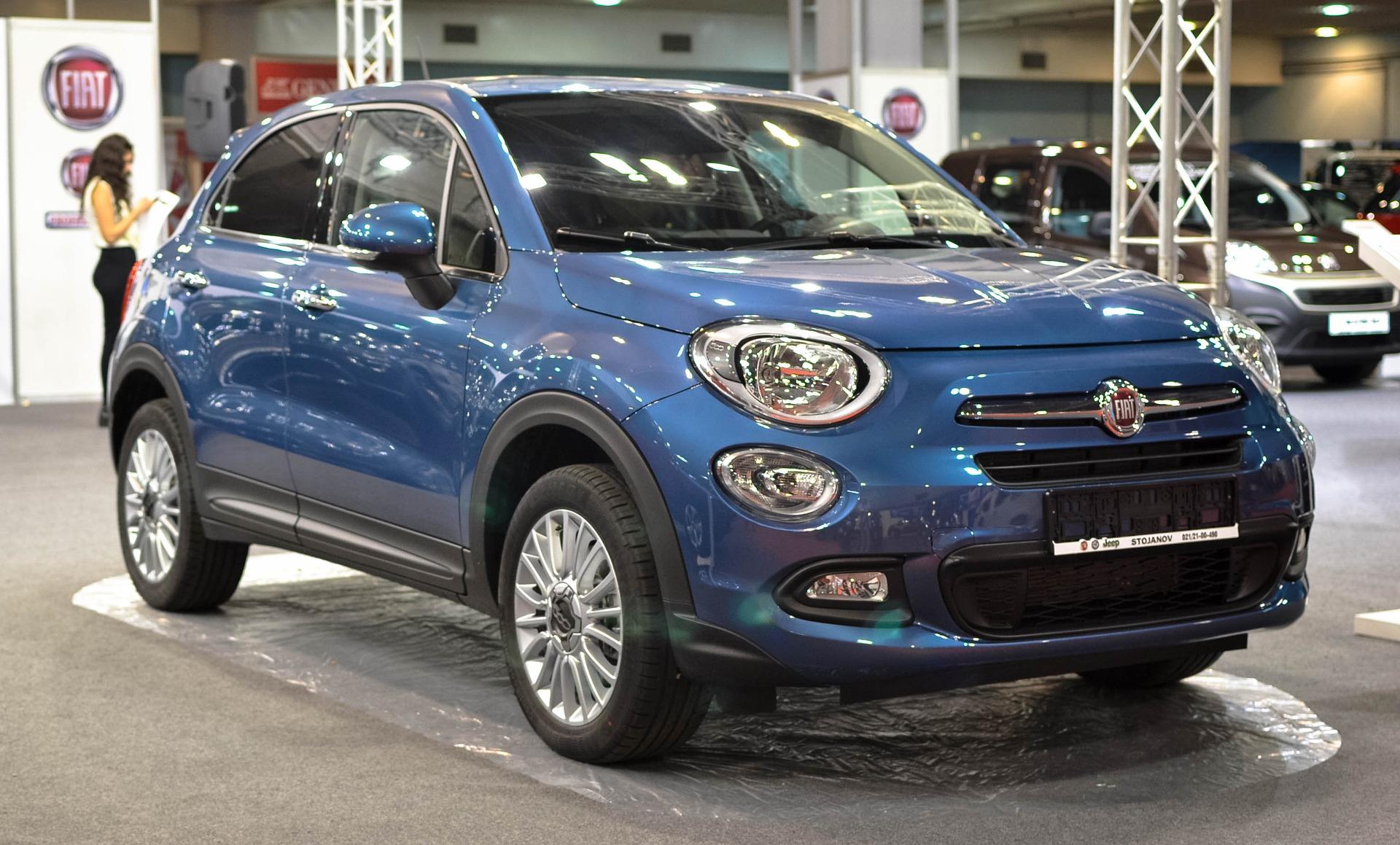 Et si vous vous offriez une nouvelle voiture de la marque Fiat pour les fêtes de fin d'année?!