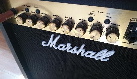 Marshall revient avec du lourd pour les fêtes de fin d´année!