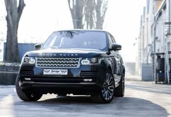 C'est l'occasion de découvrir des offres exclusives de Land Rover