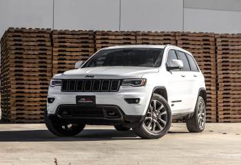 On vous présente le Jeep Grand Cherokee Trackhawk