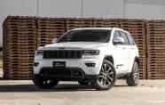 On vous présente le Jeep Grand Cheroke...