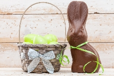 Découvrez la collection spéciale Fêtes de Pâques disponible chez Ladurée!