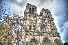 Bilan de l'incendie du 15 avril 2019 au c´ur de Notre-Dame de Paris