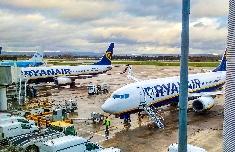 Profitez des ventes flash avec Ryanair!