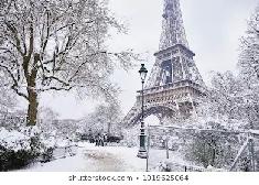 Que faire au pied de la Tour Eiffel pendant Noël?