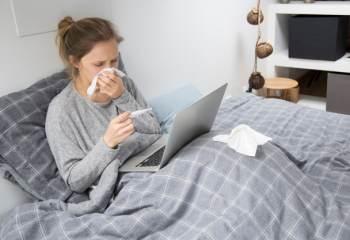 Voici comment ne pas tomber malade en hiver!