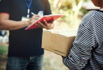 Informez-vous sur le service de livraison avec La Poste