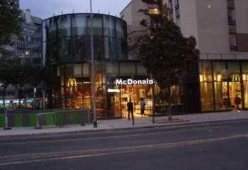 Réouverture du Drive chez McDonald's