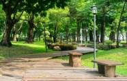Les espaces verts représentent un dang...