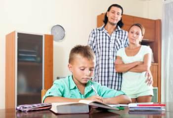 Réalisation d'un sondage concernant la rentrée scolaire