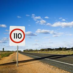 Une baisse générale limitée à 110 kilomètres en France ?