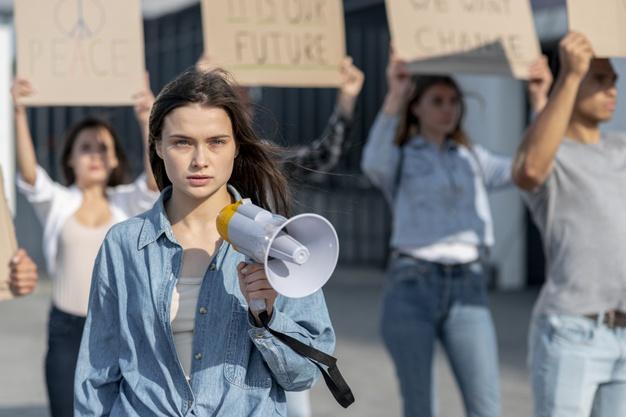 Manifestation contre les violences sexuelles en Corse