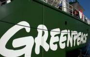 Greenpeace proteste contre le gouverne...