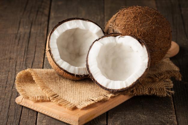 La noix de coco pour lutter contre les mycoses