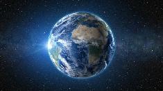 L'espace et la pollution humaine