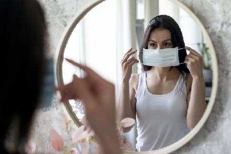 Et si porter un masque avait des avantages ?