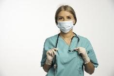 Covid-19 : montée des patients en service réanimation