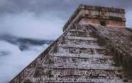 Un volcan aurait décimé les Mayas