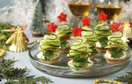 Votre menu de Noël complet et gourmand...