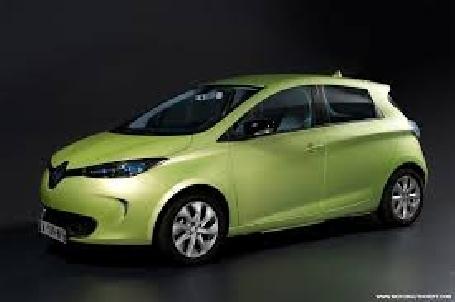 La Renault Next Two, prototype de voiture sans chauffeur