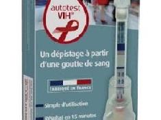Premier autotest de dépistage du VIH disponible en France fin juin