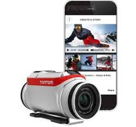 Tom-Tom dévoile sa 1ère caméra sportive numérique