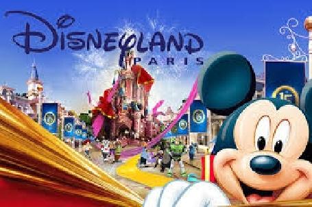 Campagne de solidarité du secours populaire au parc Disneyland Paris
