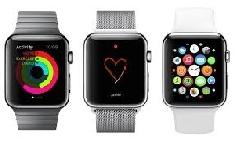 Les Apple Watch en vente en magasin à partir de mi-juin