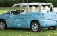 Nouveau cabriolet, la Bluerummer, chez...