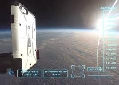 Un iPhone 6 a survécu à une chute depuis l'espace
