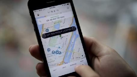 La société Uber rachète le service de cartographie de Microsoft