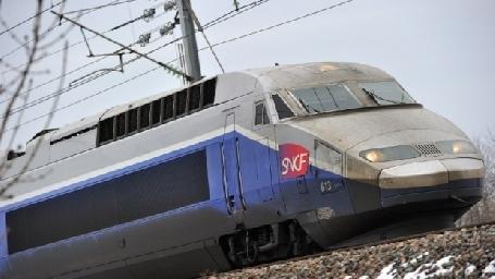 Longue nuit à bord d'un TGV pour faire Paris - Perpignan