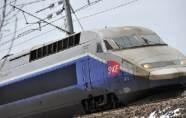 Longue nuit à bord d'un TGV pour faire...