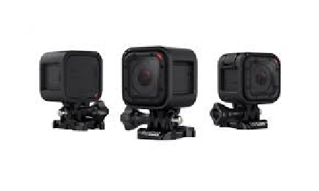 Sélection de 5 caméras sportives à emporter en vacances