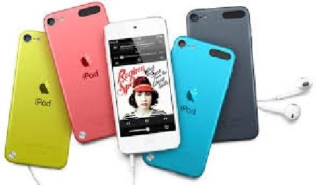 Apple a annoncé la sortie du nouvel iPod Touch