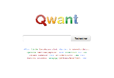 QWANT Moteur de recherche français