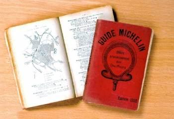 Record mondial pour un guide Michelin datant de 1900