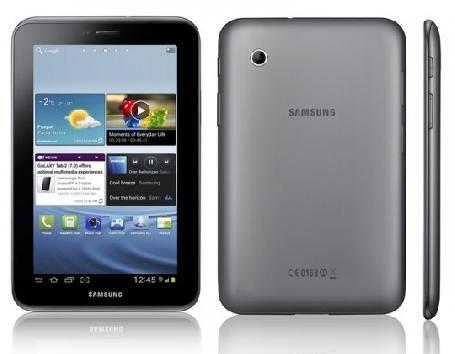 Samsung présente la nouvelle Galaxy Tab 2