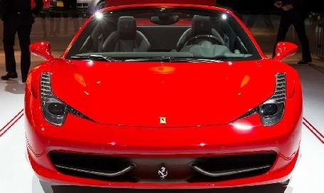 C'est au tour de Ferrari de rappeler ses véhicules à airbags défectueux