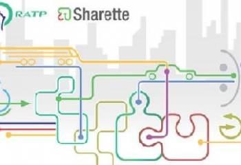 Nouveau service de covoiturage entre la RATP et Sharette