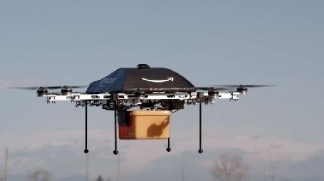 Amazon souhaite réserver une zone spécifique pour ses drones commerciaux