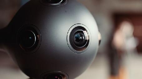 Nokia dévoile une caméra a 360º à réalité virtuelle