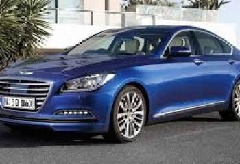 Voici la belle et exclusive Hyundai Genesis