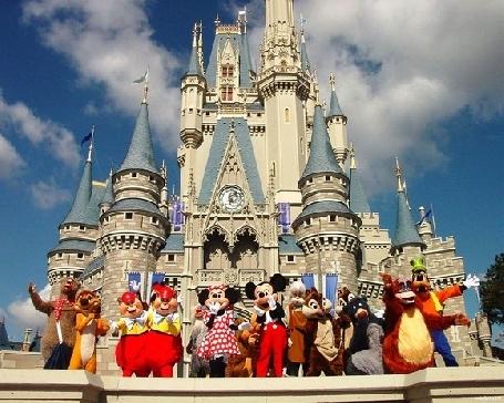 Le chiffre d'affaires d'Euro Disney en progression