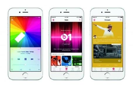 Apple Music a du mal a fidéliser ses utilisateurs
