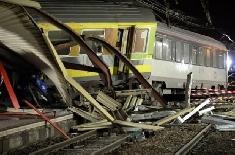Accident de train à Brétigny